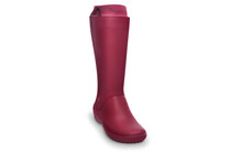 Crocs RainFloe Boot pomegranate/pomegranate